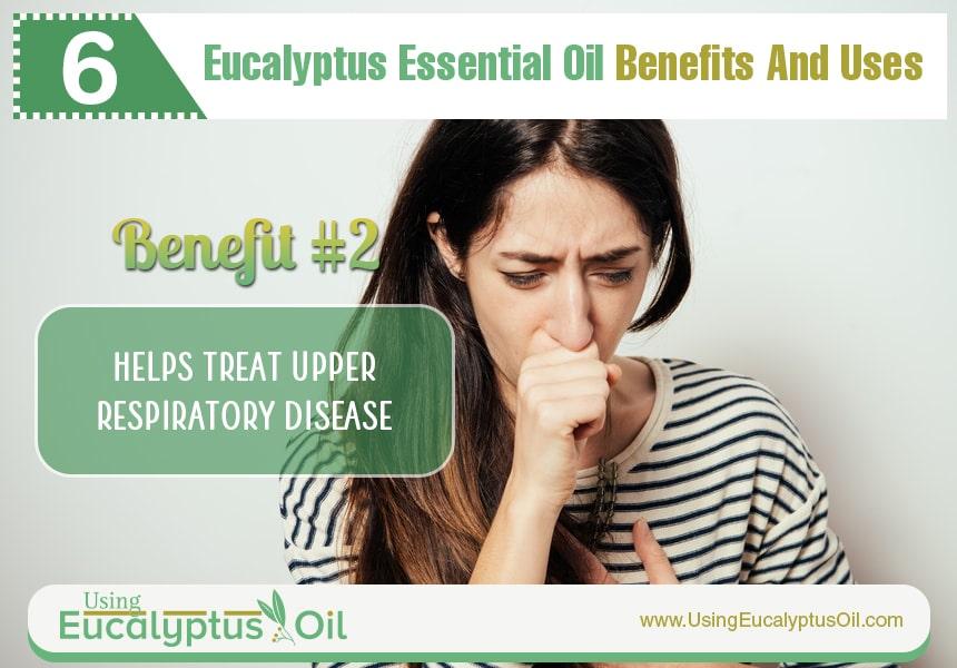 eucalyptus oil medicinal uses