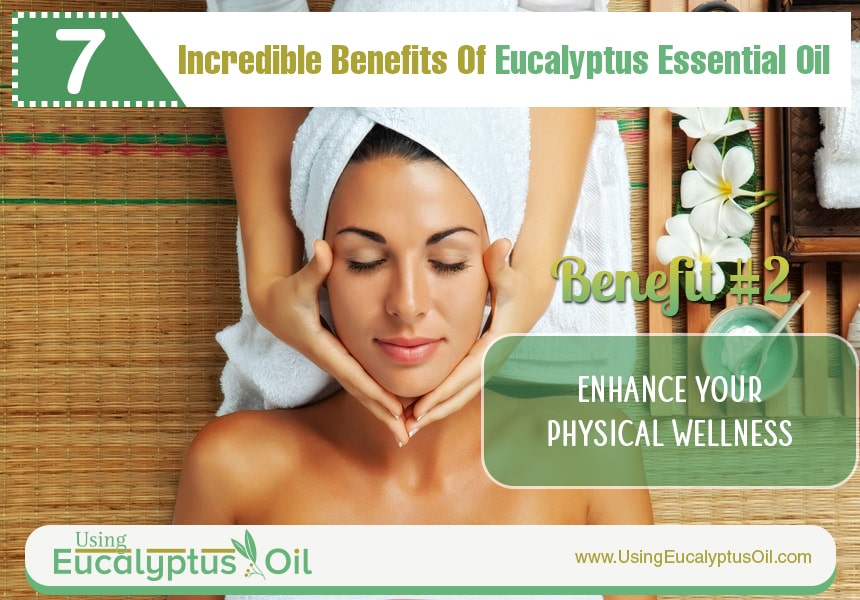 benefits of eucalyptus oil